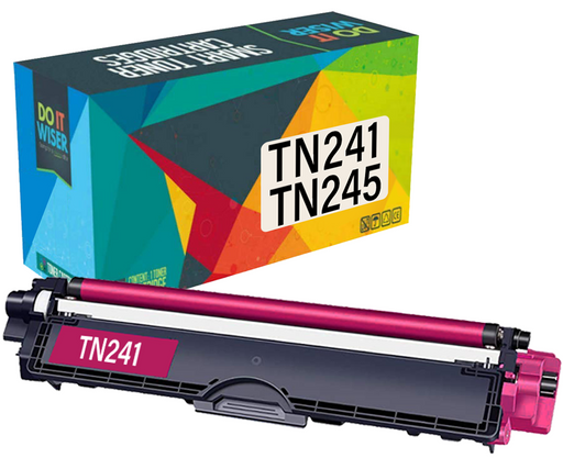 Compatible Brother DCP-9020CDW Toner Magenta by Do it Wiser