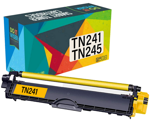 Compatible Brother DCP-9017CDW Toner Yellow by Do it Wiser