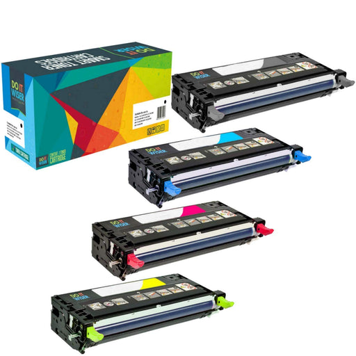 Epson C2800dn Toner Set High Capacity