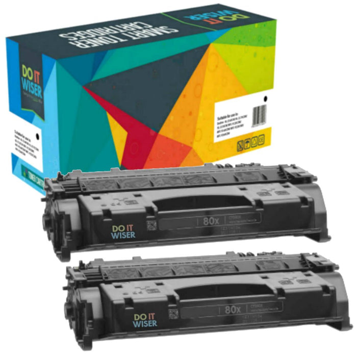 HP LaserJet Pro 400 M425dw Toner Black 2pack High Capacity