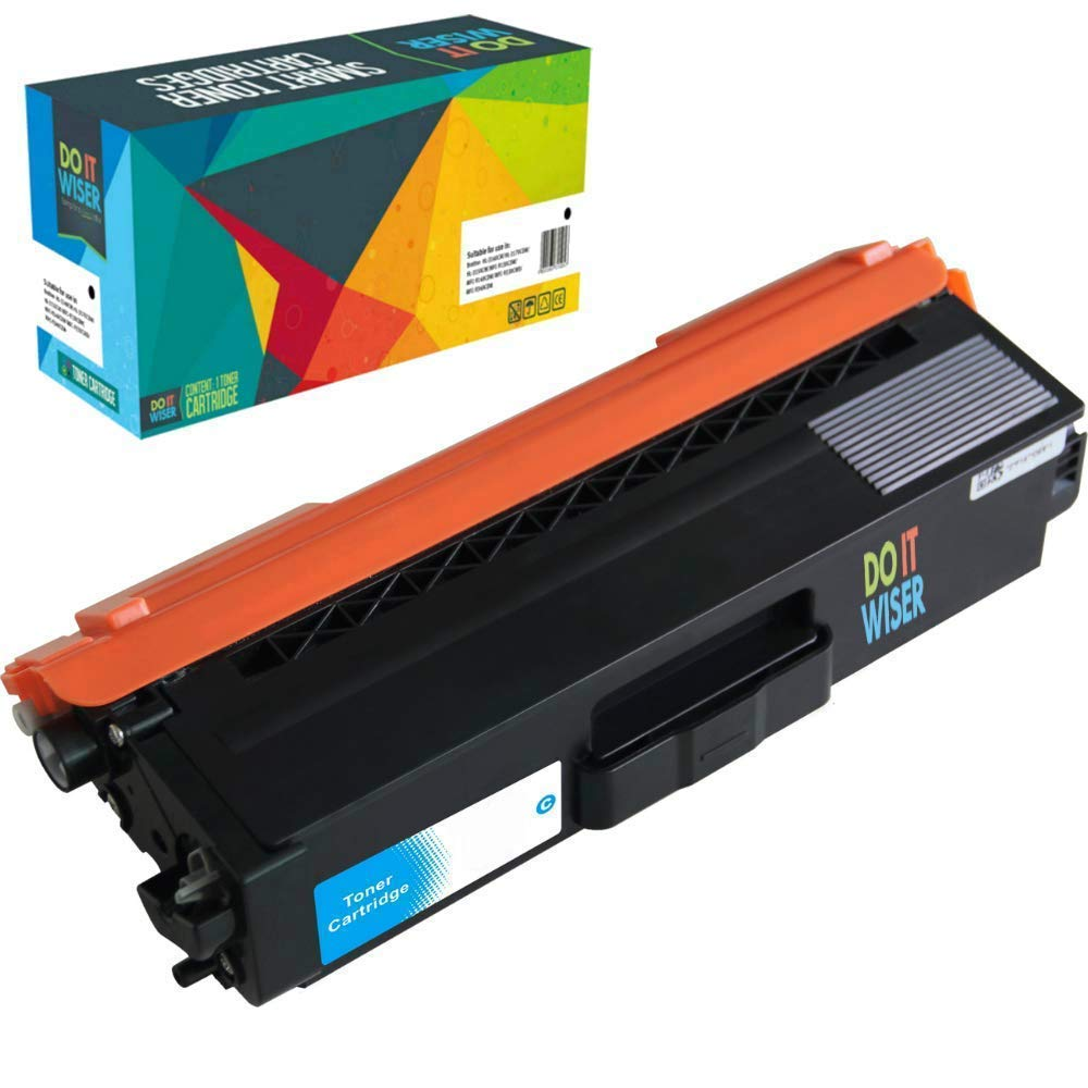 Brother TN 326 Toner Cyan High Capacity