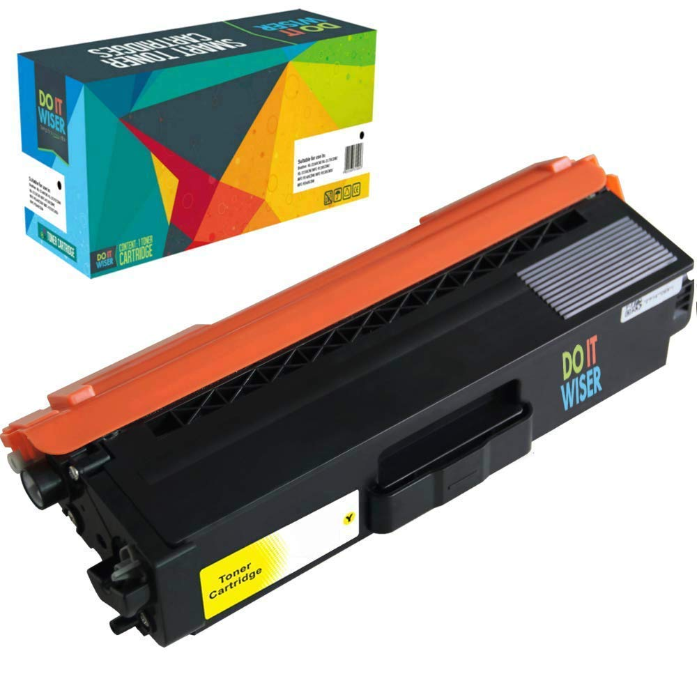Brother TN 326 Toner Yellow High Capacity