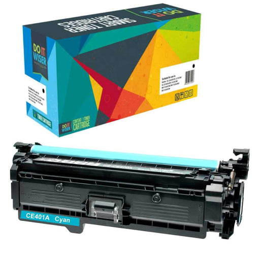 HP CE400X Toner Cyan High Capacity