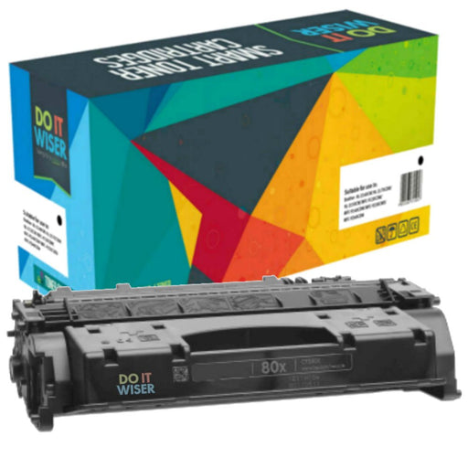 HP LaserJet Pro 400 M401a Toner Black High Capacity
