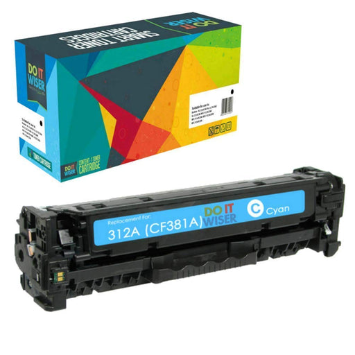 HP 312A Toner Cyan High Capacity