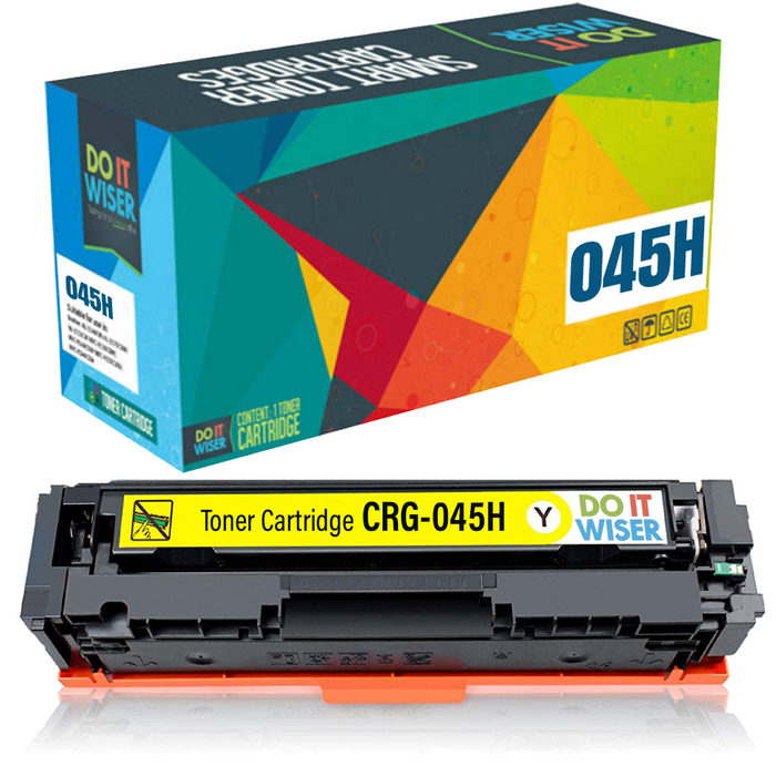 Canon i Sensys 045H Toner Yellow High Capacity