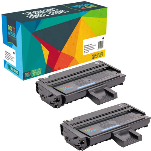 Ricoh Aficio SP 200 Toner Black 2pack High Capacity
