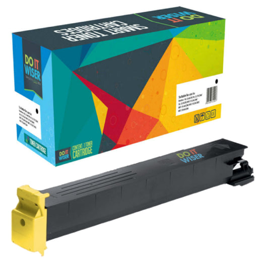 Konica C200 Toner Yellow