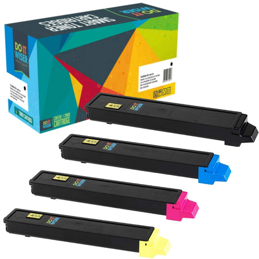 Kyocera TASKalfa 255c Toner Set High Capacity