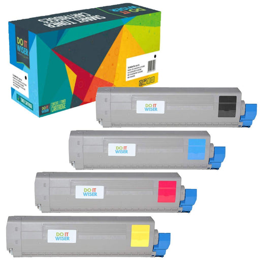OKI C810 Toner Set High Capacity