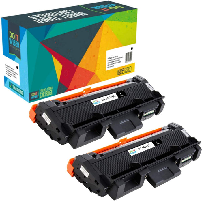 Samsung SL M2875ND Toner Black 2pack High Capacity
