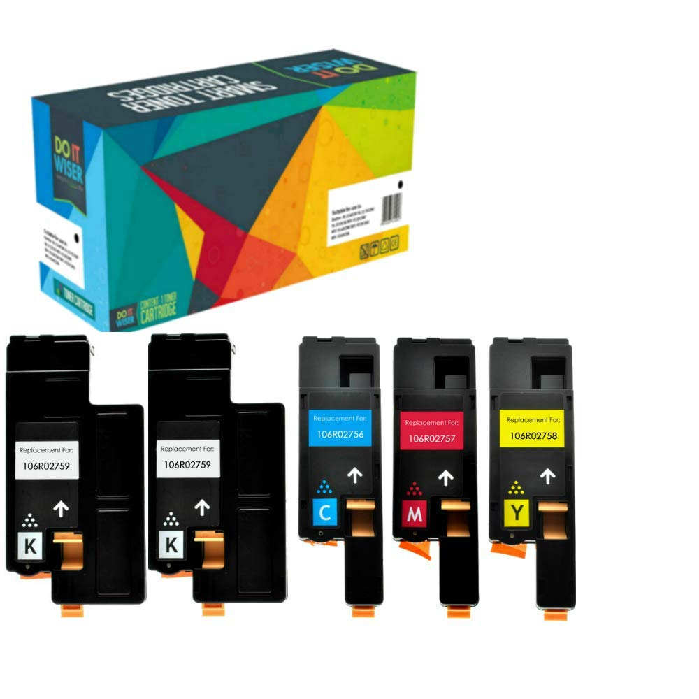 Xerox WorkCentre 6027 Toner 5pack High Capacity