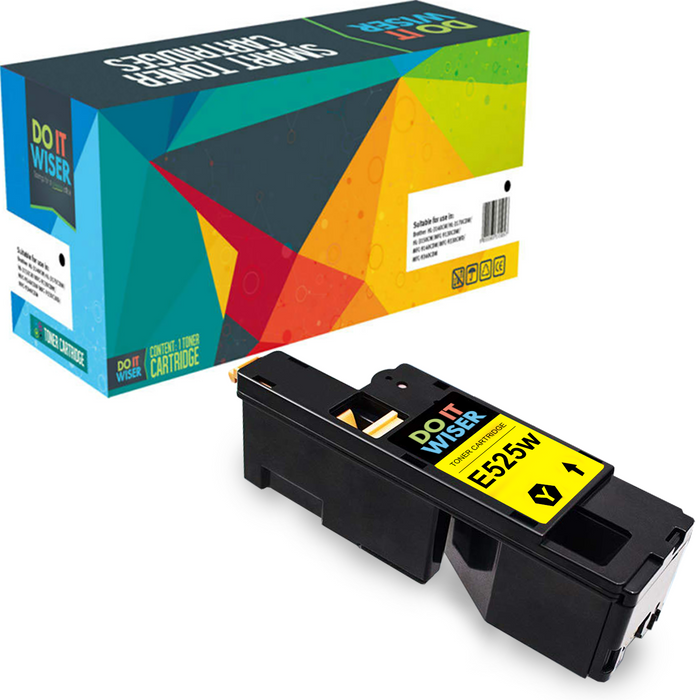 Dell E525 Toner Yellow High Capacity