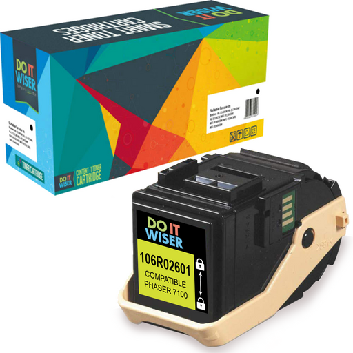 Xerox Phaser 7100DN Toner Yellow
