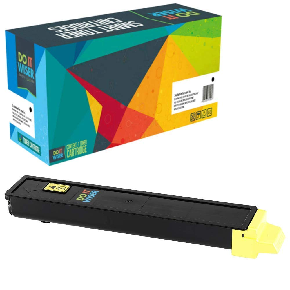Kyocera FS C8020MFP Toner Yellow High Capacity