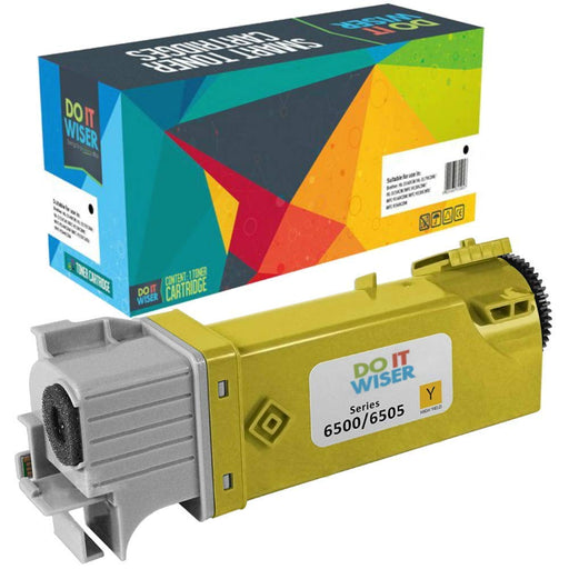 Xerox WorkCentre 6505N Toner Yellow