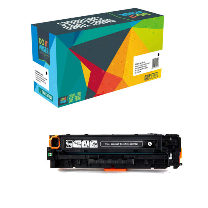HP Color LaserJet Pro M281fdw Toner Black High Capacity