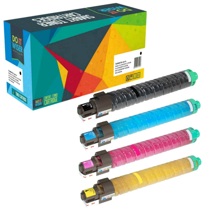 Ricoh Rex Rotary MP C3001 Toner Set High Capacity