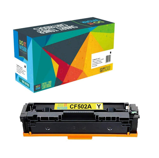 Compatible HP Color LaserJet Pro M280nw Toner Yellow by Do it Wiser