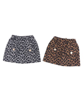 Jungle Leopard Skirt