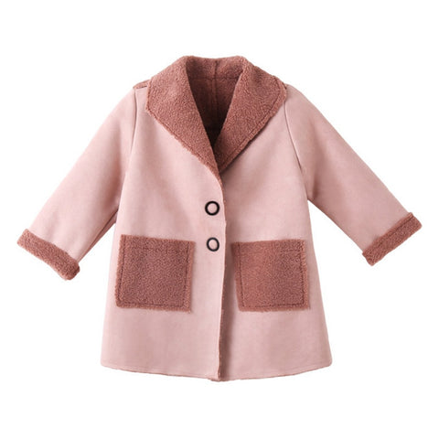 Rosie Pink Fleece Jacket - Multiple Colors