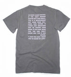 Make Christ Known Tee - Grey