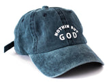 Nothin But God Hat - Ocean Blue