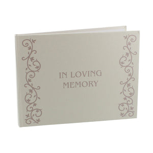 You added In Loving Memory Guest Book to your cart.