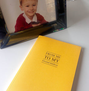 'From me to my grandchildren' Record Book
