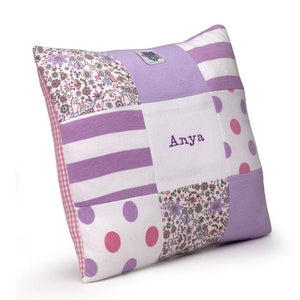 Gift Box for Patchwork Keepsake Cushion