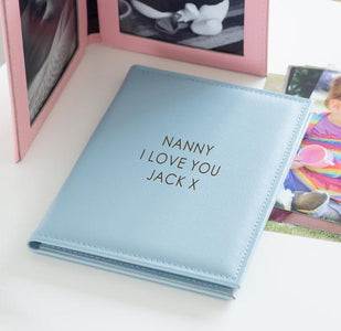 You added Personalised Leather Keepsake Photo Frame to your cart.