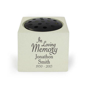 You added In Loving Memory Memorial Vase to your cart.