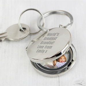 You added Personalised Photo Keyring - Any Message/Occasion to your cart.