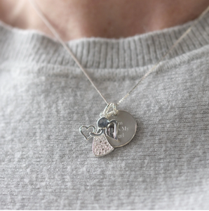 You added Sterling Silver Angel Necklace to your cart.
