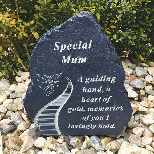 Stairway To Heaven Outdoor Memorial - Mum