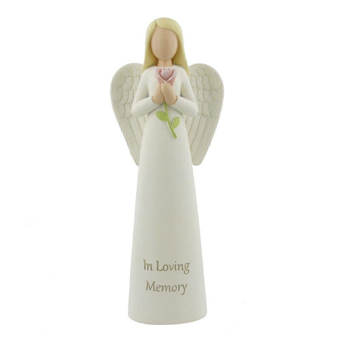 In Loving Memory Angel Ornament