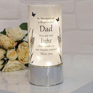 You added Thoughts of You Memorial Tube Light - Dad to your cart.