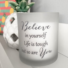 Load image into Gallery viewer, 'Believe In Yourself' Candle