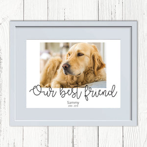 You added Pet Personalised Photo Print to your cart.