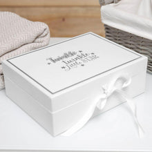 Load image into Gallery viewer, Twinkle Twinkle Baby Keepsake Box