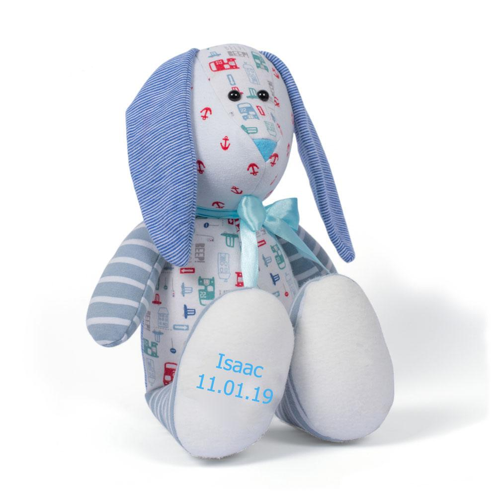 Your Clothes Keepsake Bunny