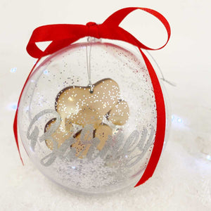 You added Pawprint 10cm Pet Memorial Bauble to your cart.