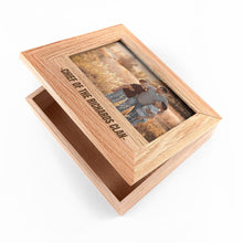 Load image into Gallery viewer, Personalised Photo Keepsake Box (any occasion)