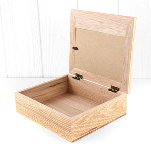 Personalised Photo Keepsake Box (any occasion)