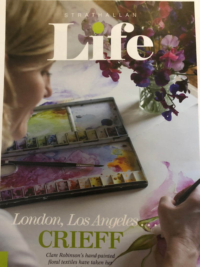 Strathallan Life - Article May 2018