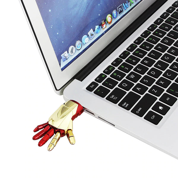IRON-HAND USB da 16 GB, 32 GB