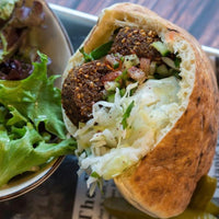 The Best Falafel Ever