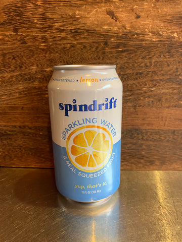 Spindrift Lemon