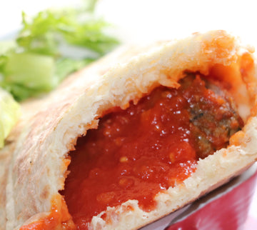 Lamb Meatball In Pita