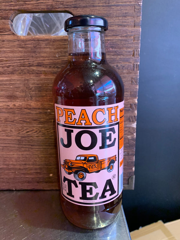 Joe's peach tea